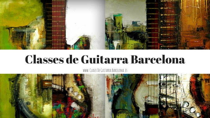 Classes de Guitarra Barcelona